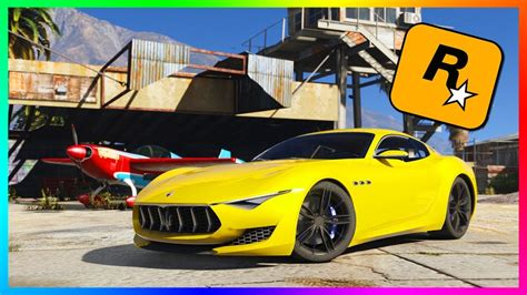 Rockstar Confirms New Dlc Cars & Vehicles Will Be