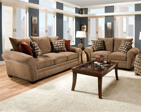 American Sofa Set by Resort Harvest Sofa Loveseat Living Rooms American