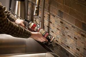 Types of caulks and how to use them Pro Construction Guide