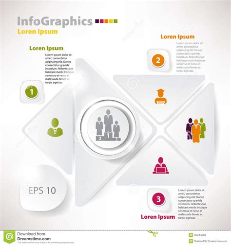 modern vector elements  infographics  business