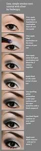 Silver Smokey Eye Make-up Tutorial   Cosplay Blog… with a ...