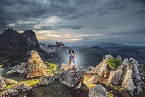 destinasi wisata hits  cocok buat foto pre wedding
