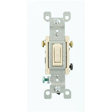 3 way light light almond leviton 3 way light switch repair wiring scheme