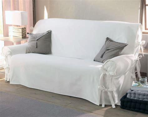 recouvrir un canapé en tissu recouvrir un canape en cuir canapé idées de décoration