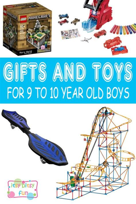 christmas gift ideas for 9 year old boys gifts and the on