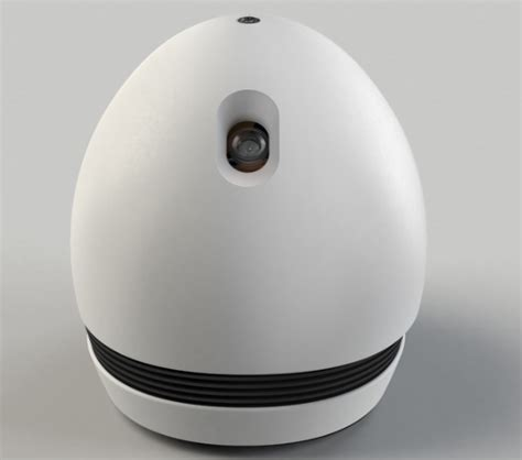 android projector meet keecker an expensive smart android projector robot