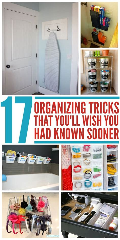 Kitchen Organizing Tricks by 17 Organizing Tips N Tricks You Ll Wish You D Known Sooner
