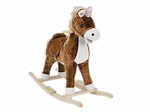 Cheval à Bascule Bebe : histoire d ours poney bascule musical ~ Teatrodelosmanantiales.com Idées de Décoration