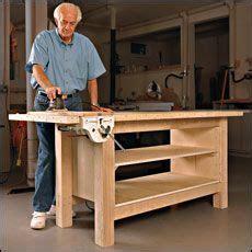 workshop workbench images woodworking