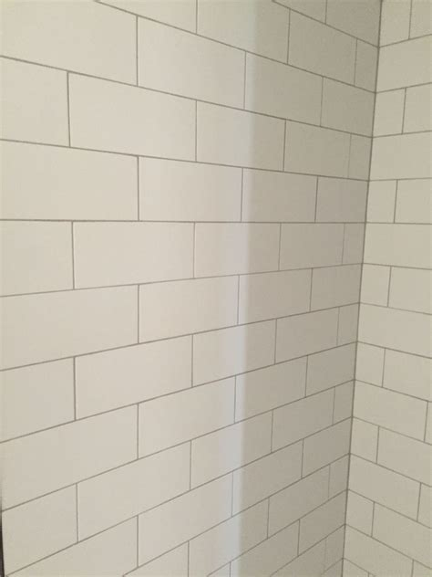 Bathroom Tile Grout by Lowe S Silverado Grout Color Home Master Bed Bath In