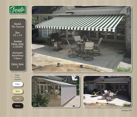 retractable awning tampa
