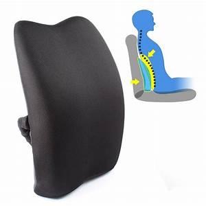lumbar support cushion for sofa the backsac a portable and With back support cushion for couch