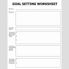 Super Tip Thursday A Goal Setting Worksheet  The Super Organizer Universe
