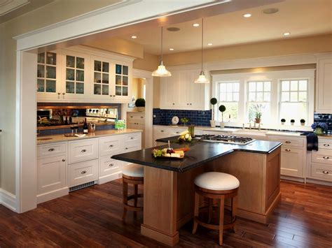 New Different Shapes Of Kitchen Islands  Gl Kitchen Design
