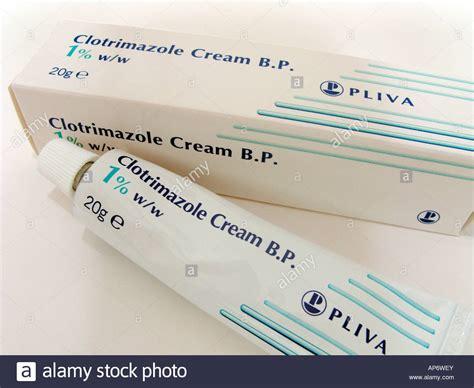 Clotrimazole Cream Imidazoles Used In The Treatment Of
