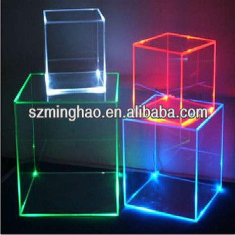 plastic lockable storage box acrylic display boxes