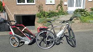 E Bike Für Fahrradanhänger : erfahrungsbericht chariot cougar teil 4 mit pedelec e ~ Jslefanu.com Haus und Dekorationen