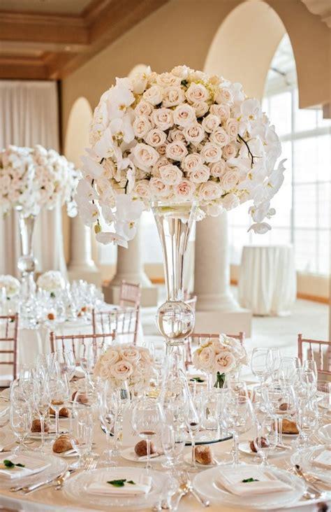 stunning wedding centerpieces belle  magazine