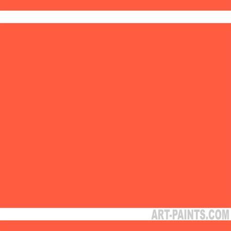 neon orange cosmetic glitter body face paints gl 51