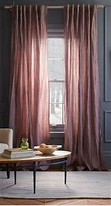 Pinterest o the worlds catalog of ideas for Light pink and gray curtains