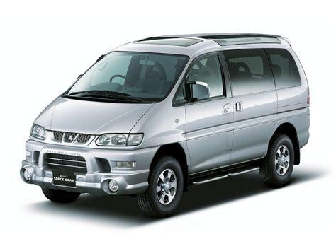Mitsubishi Delica Picture by Mitsubishi Delica Space Gear 4wd 07 1997 01 2007