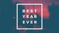 Best Year Ever - Parker Hill