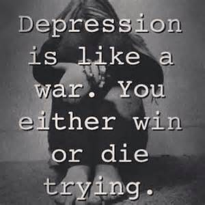 25 Depression Quotes That Show Experiences Of Life - Quotes Hunter ... Depression