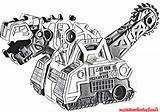 Dinotrux Coloring Pages Printable Google Plus sketch template