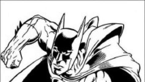 disegni da colorare  batman