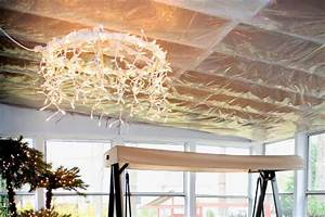 Hot On Pinterest: A Hula Hoop Chandelier