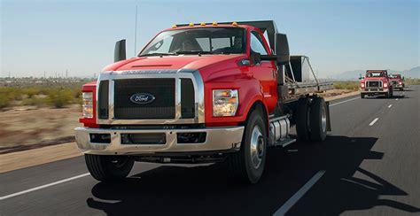 2017 F650 & F750 Trucks For Sale