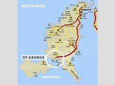 Travel information on Antiparos island in Greece