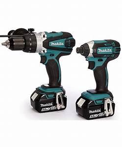 Makita Dlx2145tj Combi Drill  U0026 Impact Driver  Best Price
