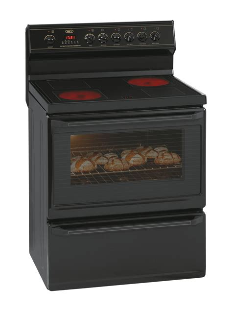 defy multifunction stove black model dss newappliances