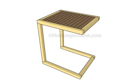 free simple end table plans patio end table plans free quick woodworking projects