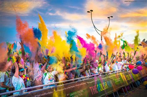 color run the color run 2017 lignano sabbiadoro