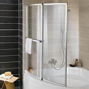 Baignoire D Angle 135x135 : baignoire douche 2 en 1 lapeyre ~ Edinachiropracticcenter.com Idées de Décoration