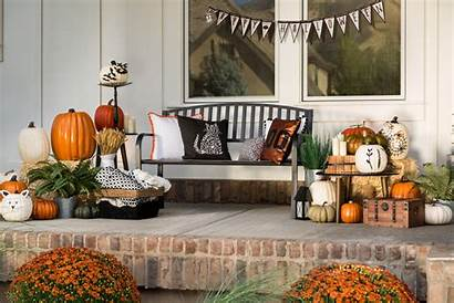 Halloween Porch Cricut Entrance Decorations Inspiration Banner