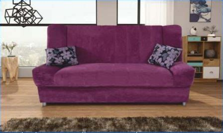Purple Sofa Bed by Skyler Designs Purple Storage Sofa Bed The