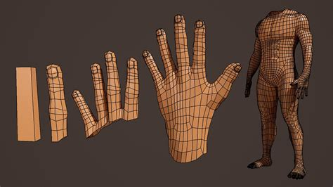 maya hands  feet dtotal learn create share