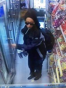 Central Officers Investigate Robbery of Store (Photo)