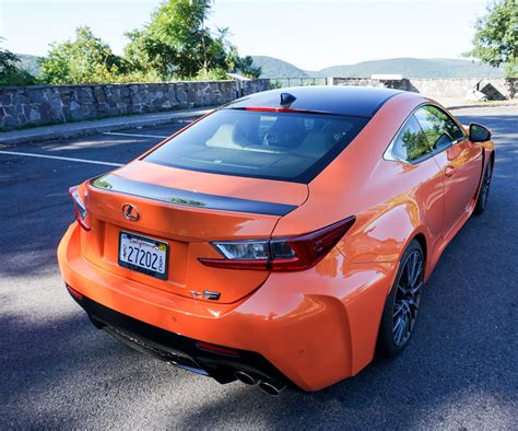 lexus rc 350 spoiler first drive lexus rc f and rc 350 95 octane