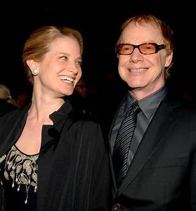 Bridget Fonda and Danny Elfman's Wedding and Marriage