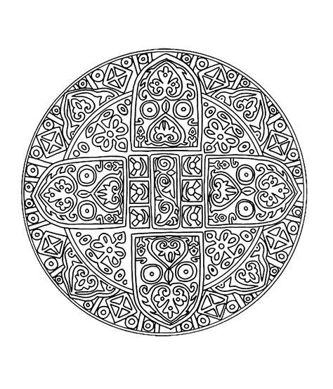 Mandalas Für Experten by Free Mandala For To Print 1 M Alas Coloring