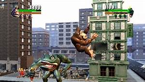 Rampage Total Destruction 2006 Promotional Art MobyGames