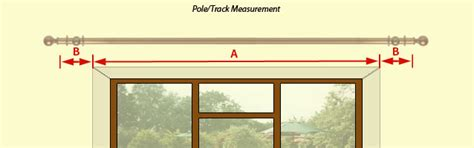 Measuring Drapes Width - how to measure for curtains step by step guide