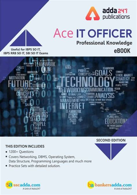 Quantitative aptitude, reasoning ability and english sold by adda247 publication in five different states of india, in the year 2017. Ace Professional Knowledge for IT Officer Book PDF from ...