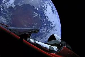 Tesla launches space stunt in world's most expensive car ...
