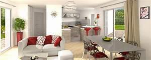 Comment Aménager Son Salon : maison neuve bien am nager son s jour ~ Premium-room.com Idées de Décoration