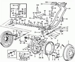 Ford 3000 Hydraulic Pump Diagram